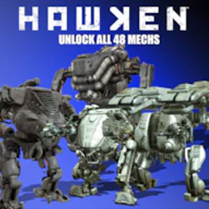 HAWKEN Unlock All The Mechs Bundle Xbox One Price Comparison
