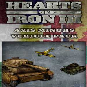 Hearts of Iron 3 Axis Minor Vehicle Pack Digital Download Price Comparison