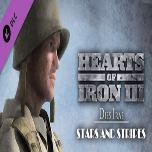Hearts of Iron 3 Dies Irae Stars and Stripes Spritepack