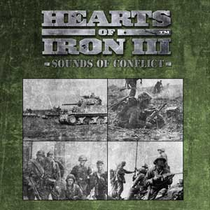 Hearts of Iron 3 Sounds of Conflict Digital Download Price Comparison
