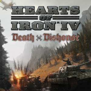 Hearts of Iron 4 Death or Dishonor Digital Download Price Comparison
