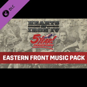 Hearts of Iron 4 Eastern Front Music Pack Digital Download Price Comparison