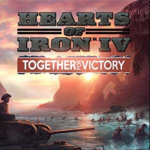 Hearts of Iron 4 Together for Victory Digital Download Price Comparison