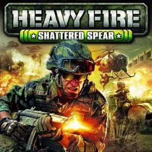 Heavy Fire Shattered Spear XBox 360 Code Price Comparison