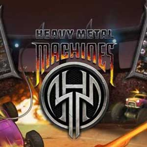 Heavy Metal Machines Digital Download Price Comparison