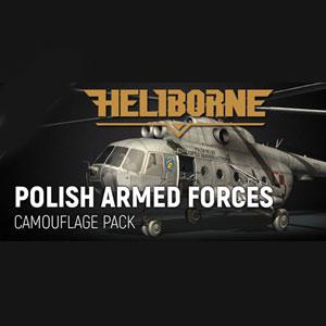 Heliborne Polish Armed Forces Camouflage Pack Digital Download Price Comparison