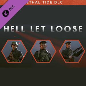 Hell Let Loose Lethal Tide Digital Download Price Comparison