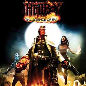 Hellboy The Science Of Evil XBox 360 Code Price Comparison