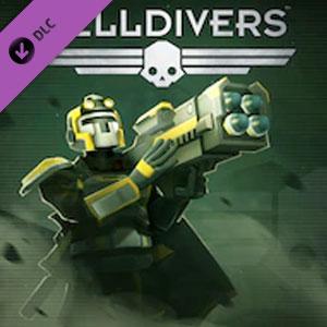 HELLDIVERS Commando Add-on