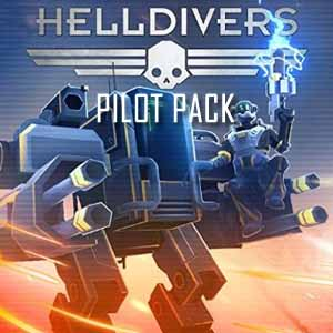 HELLDIVERS Pilot Pack Digital Download Price Comparison