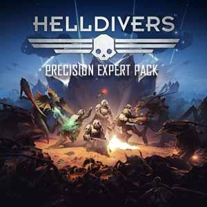 HELLDIVERS Precision Expert Pack Digital Download Price Comparison