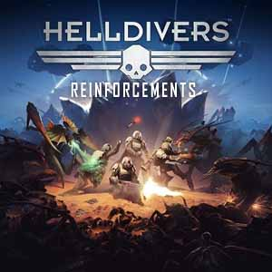 Helldivers Reinforcements Digital Download Price Comparison