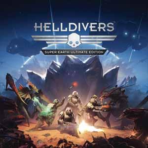 Helldivers Super-Earth Ps4 Code Price Comparison