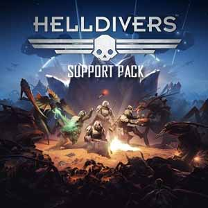 HELLDIVERS Support Pack Digital Download Price Comparison