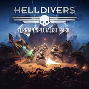 HELLDIVERS Terrain Specialist Pack Digital Download Price Comparison