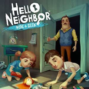 Hello Neighbor Hide and Seek Ps4 Digital & Box Price Comparison