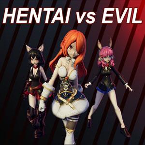Hentai vs Evil