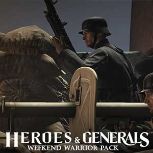 Heroes and Generals Weekend Warrior Pack Digital Download Price Comparison