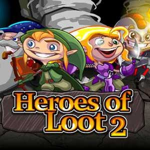 Heroes of Loot 2 Digital Download Price Comparison