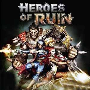 Buy Heroes of Ruin Nintendo 3DS Download Code Compare Prices