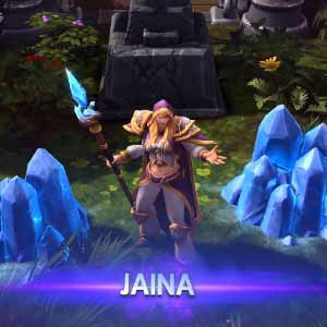 Heroes of the Storm Hero Jaina Digital Download Price Comparison