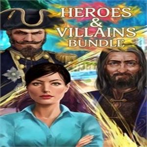 Heroes & Villains Bundle