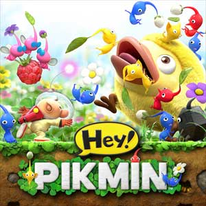 Buy Hey Pikmin Nintendo 3DS Download Code Compare Prices