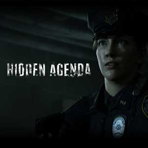Hidden Agenda PS4 Code Price Comparison