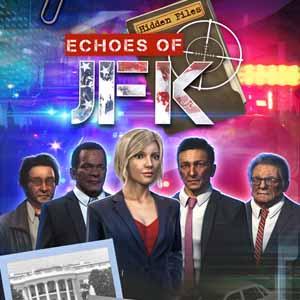 Hidden Files Echoes Of JFK Digital Download Price Comparison