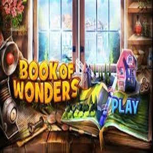 Hidden Object Book of Wonders