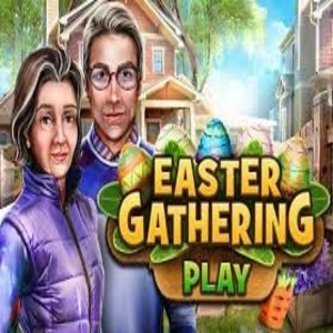 Hidden Object Easter Gathering