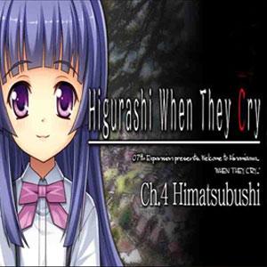 Higurashi When They Cry Hou Ch.4 Himatsubushi