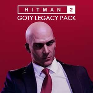HITMAN 2 GOTY Legacy Pack Digital Download Price Comparison