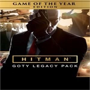 HITMAN GOTY Legacy Pack Xbox One Digital & Box Price Comparison