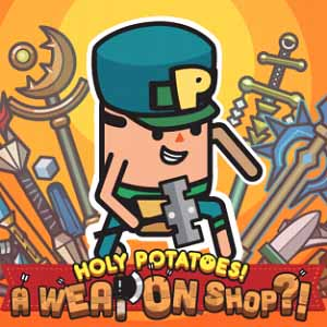 Holy Potatoes A Weapon Shop Spud Tales Journey to Olympus Digital Download Price Comparison