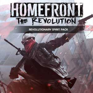 Homefront The Revolution Revolutionary Spirit Pack Digital Download Price Comparison