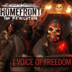 Homefront The Revolution The Voice Of Freedom Digital Download Price Comparison