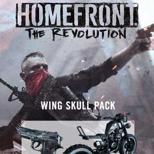 Homefront The Revolution The Wing Skull Pack Digital Download Price Comparison