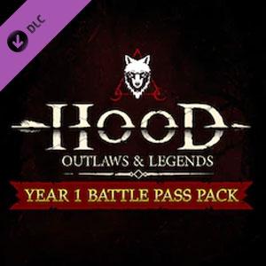 Hood Outlaws & Legends Year 1 Battle Pass Pack