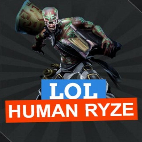 Human Ryze League Of Legends Skin Code EUNE Gamecard Code Price Comparison