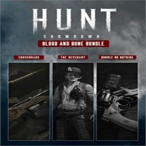 Hunt Showdown Blood and Bone Bundle
