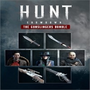 Hunt Showdown Gunslingers Bundle