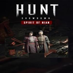 Hunt Showdown Spirit of Nian Xbox One Price Comparison