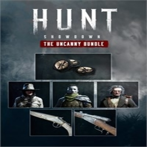 Hunt Showdown The Uncanny Bundle
