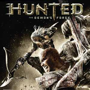 Hunted The Demons Forge PS3 Code Price Comparison