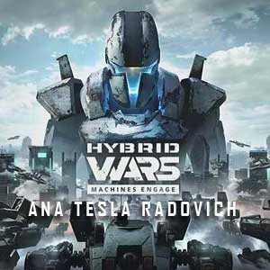 Hybrid Wars Yana Tesla Radovich Digital Download Price Comparison