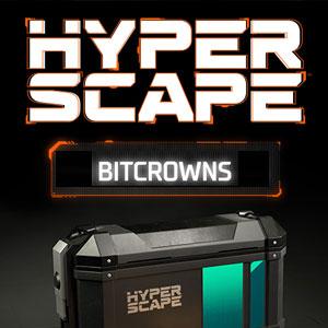 Hyper Scape Bitcrowns Digital Download Price Comparison