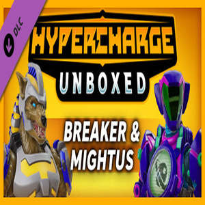 HYPERCHARGE Unboxed Breaker & Mightus Pack