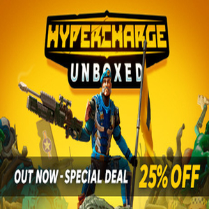 HYPERCHARGE Unboxed Digital Download Price Comparison