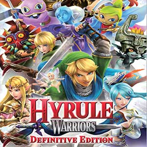 Hyrule Warriors Definitive Edition Nintendo Switch Digital & Box Price Comparison